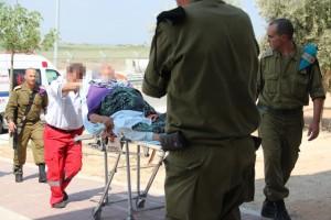 בית חולים שדה ישראלי בגבול עזה