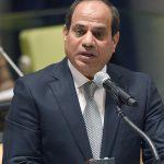 א-סיסי נשיא מרצים (צילום: נשיאות מצרים)