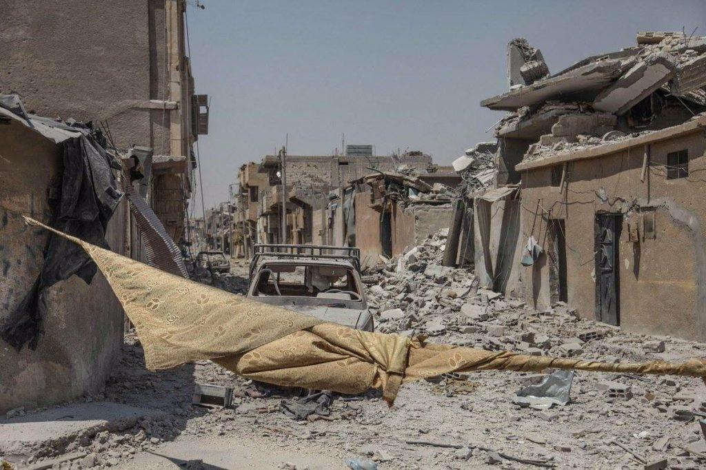 א-רקה , סוריה (טוויטר)