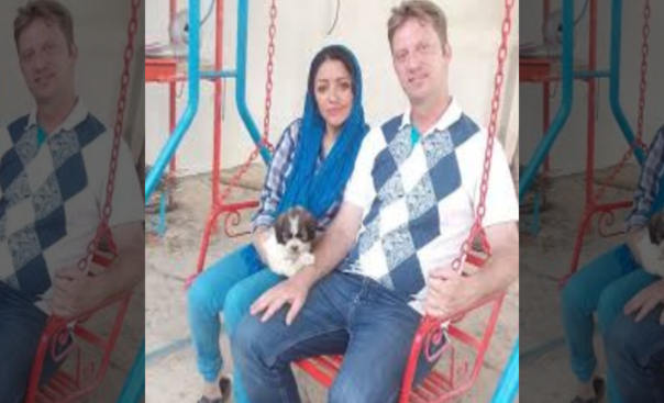 ג'אן וויט ביקר כלתו לעתיד והוכנס לכלא איראני