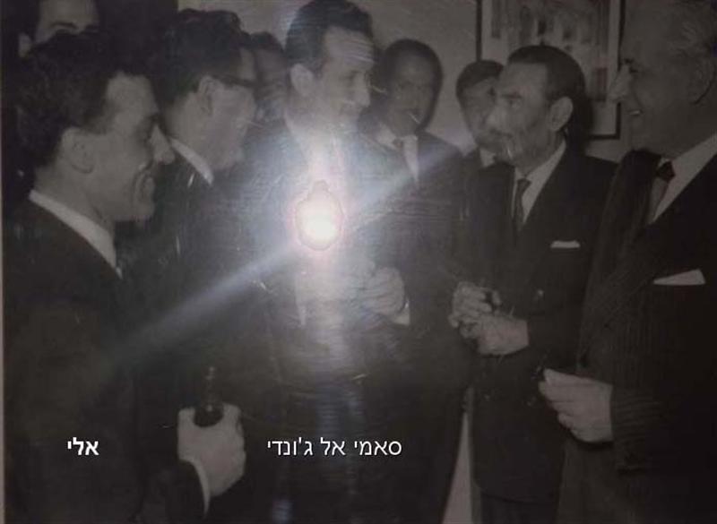 """הצליח להסתנן לתוך ההנהגה הסורית // צילום: אתר לזכרו של אלי כהן ז""""ל"""