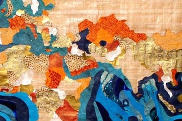 המפה שעוררה סערה בקרב הגולשים באיראן