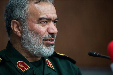 מפקד המבצעים בכוחות הבסיג' (זרוע המתנדבים של משמרות המהפכה), סאלאר אבנוש