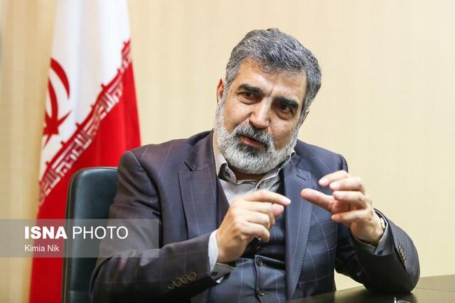 בהרוז כמאלונדי, דובר הארגון של איראן לאנרגיה אטומית (AEOI),