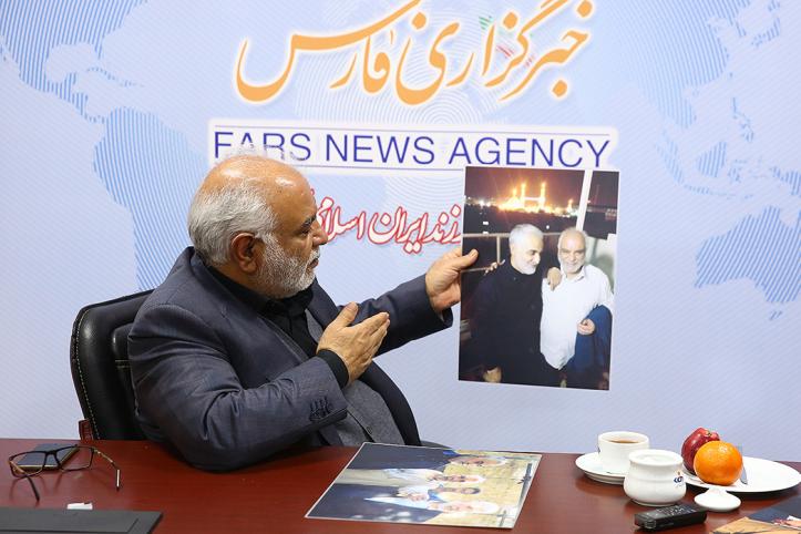 בראיון לסוכנות הידיעות פארס