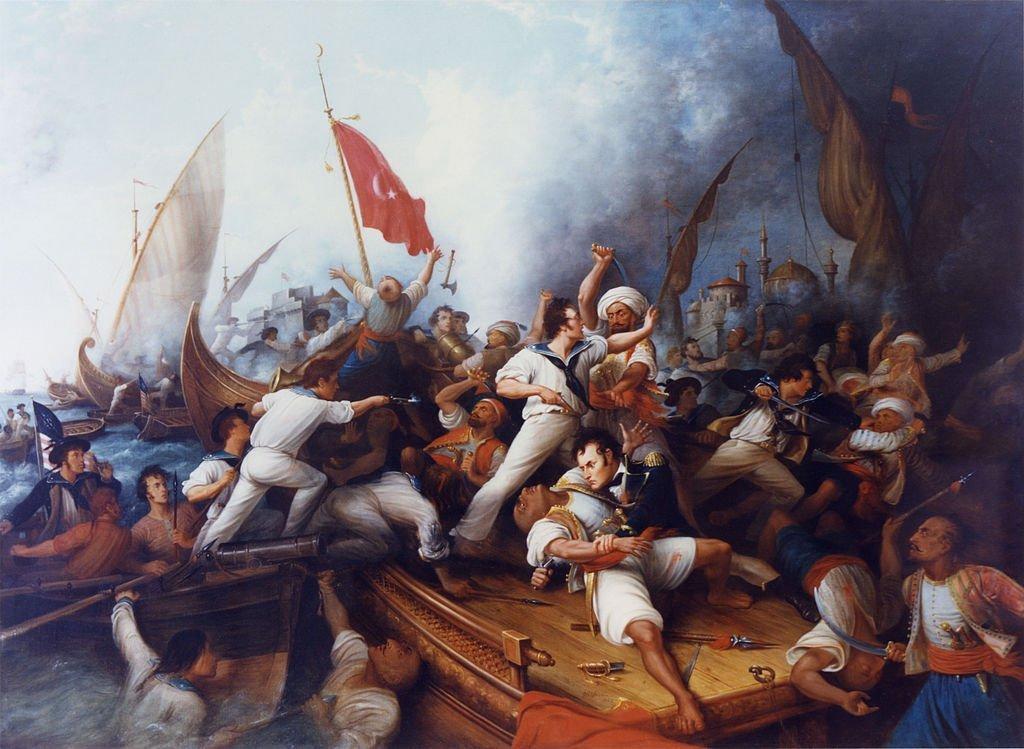 תמונה: הקרב על דרנה