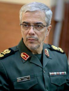 """רמטכ""""ל צבא איראן"""