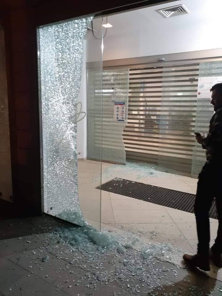 מהומות בג'נין על רקע סגירת מניעת כספים של משפחות אסירים