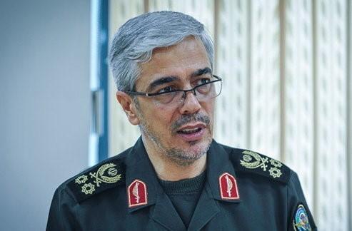 (באקרי : איראן סייעה צבאית לאיראן ומוכנה להגיש סיוע נוסף)