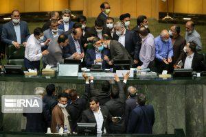 הדיון בפרלמנט על חיסול חיסול פח'ריזאדה