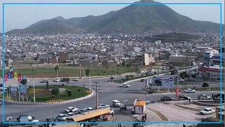 העיר הכורדית באנה, בה נמשכים חיפושים נרחבים מטעם כוחות הביטחון המיוחדים אחר מבצעי חיסול המדען הראשי, התמונה מאתר הארגון הכורדי, הנגאו