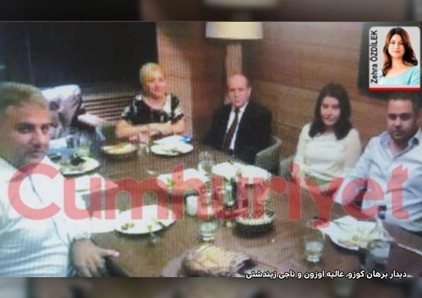 """המאפיונר הבינלאומי ומשת""""פ המודיעין האיראני ואשתו היו מחבריו של יועצו של ארדואן וגם של פתחאללה גולן"""