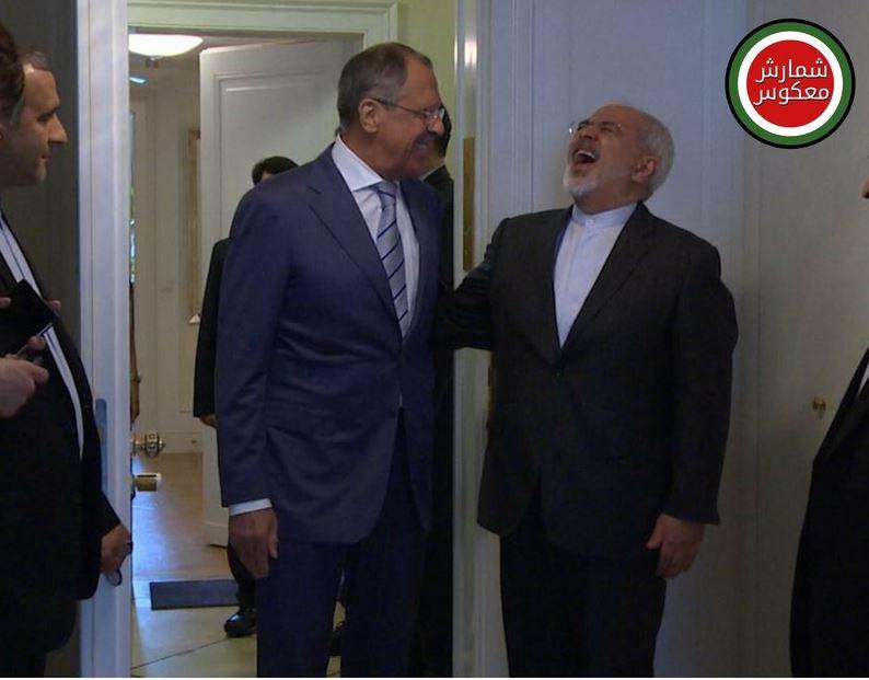 """שה""""ח של איראןזריף, ולברוב במוסקבה במקביל למשלחת טאליבן )."""