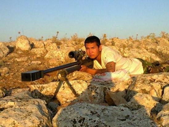 (פאטמיון בשר תותחים של איראן בסוריה).