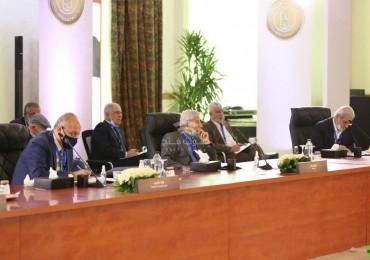 """הבחירות ברש""""פ: המשלחת לקהיר"""