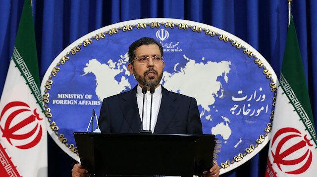 דובר משרד החוץ של איראן
