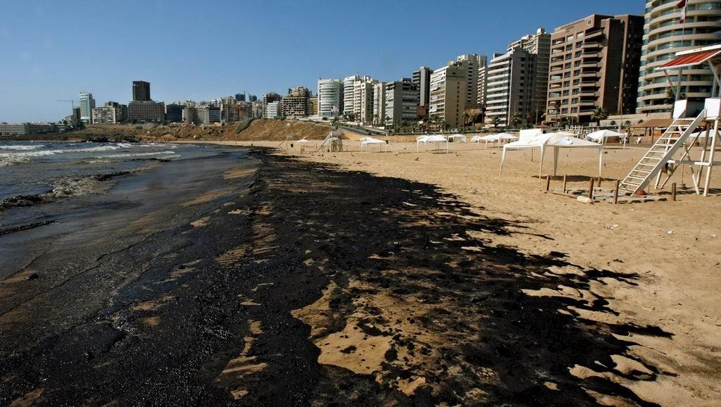 חופי לבנון בשנת 2006