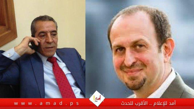 """מכתב הונאה של אנשי עבאס לנציג במשרד החוץ של ארה""""ב"""
