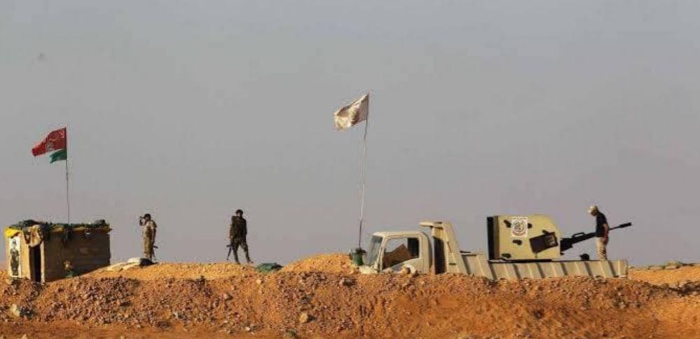 אזור דיר א-זור עליו האיראנים ממשיכים להשתלט