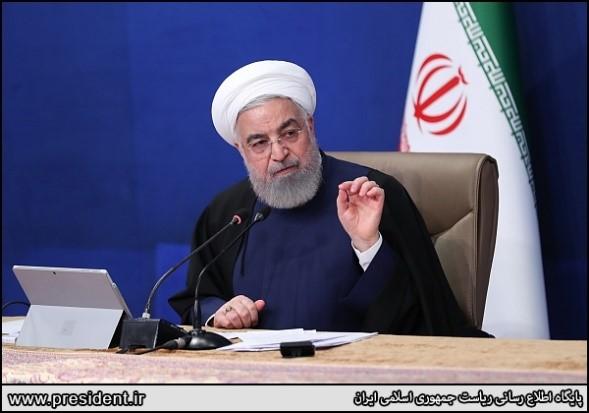 (רוחאני : שמרנו על יכולות הגרעין של איראן לאורך כל תקופת הסכם הגרעין)