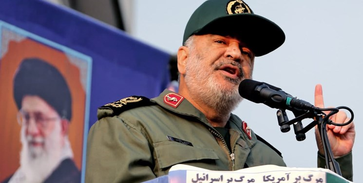 מפקד משמרות המהפכה של איראן, סאלמי