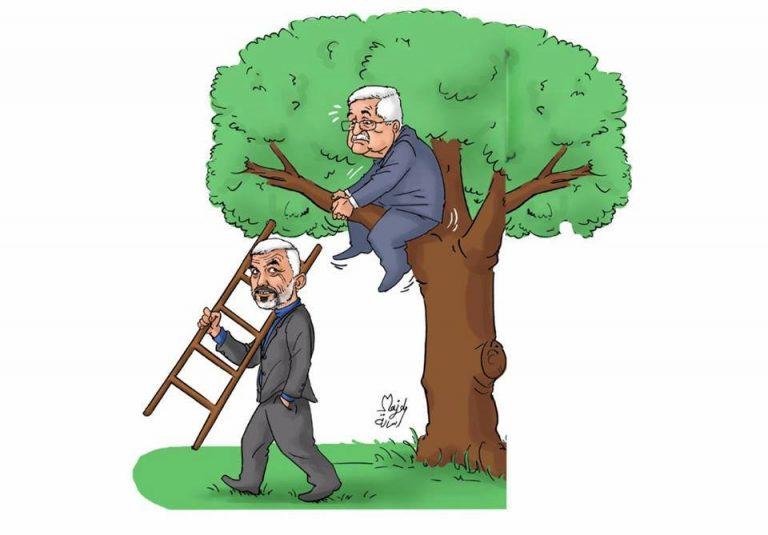 עבאס וישראל - הסולם שמסכן את השלטון של עבאס