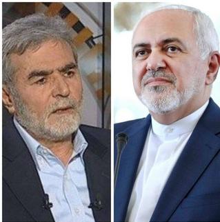 (ט'ריף : איראן תומכת בזכות העם הפלסטיני להתנגד)