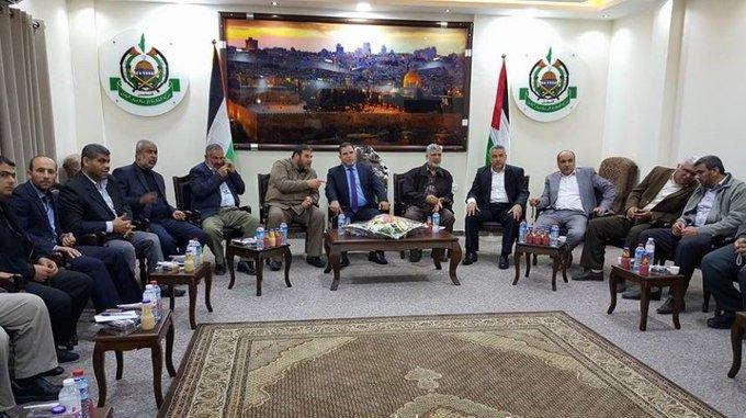 פגישת הפלגים הפלסטינים