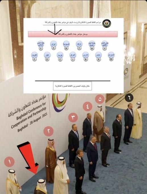 (עבדאללהיאן : התייצב בהתרסה בשורה הראשונה של המנהיגים)