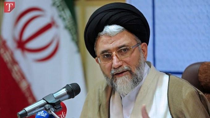 ( (Astan Quds Razavi המנהלת את הקדשי קבר האמאם ה-8 רצ'א, במשהד שר המודיעין ח'טיב)