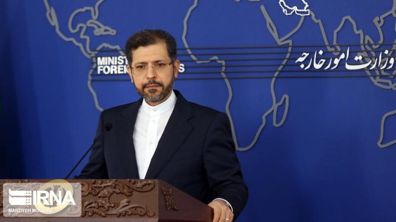 דובר משרד החוץ סעיד ח'טיבזאדה